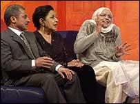 Meera as Granny Kumar
