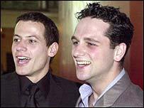 Ioan Gruffudd and Matthew Rhys