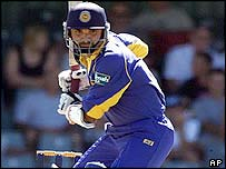 Marvan Atapattu hit 103 off 127 balls for Sri Lanka