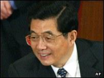 Ху Цзиньтао, президент КНР