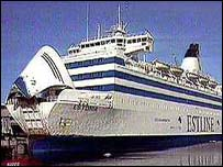 Estonia ferry