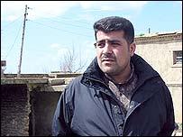 Halabja survivor Dana Nazif