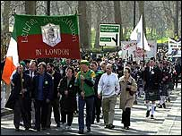 St Patrick's Day Parade 2003