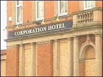 Corporation Hotel, Loughborough