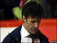 Aberdeen boss Steve Paterson