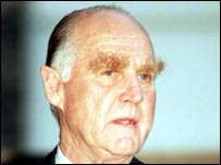 Major Ronald Ferguson