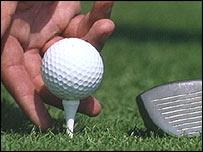 Golf, BBC