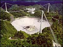 Arecibo Observatory, Seti