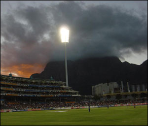Newlands with floodlights