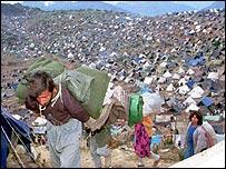 Kurdish refugees
