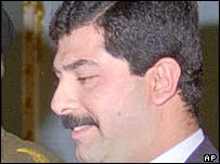 Qusay Hussein in 1997