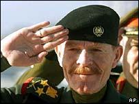 General Izzat Ibrahim