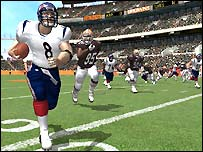 NFL Fever 2003 game