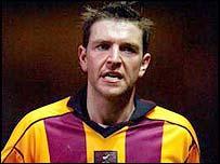 Former Manchester United winger Lee Sharpe