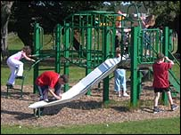 Children playing - generic