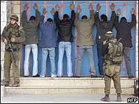 Israeli security operation in the West Bank