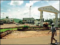 Bangui, CAR