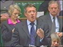John Denham speaking in the House of Commons