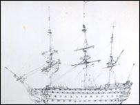 Constable sketch