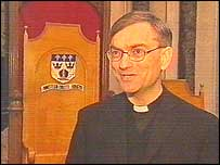 Bishop Michael Evans