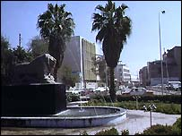 Basra file picture from the 1980s