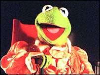 Kermit, of the Muppets