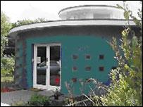 Sain studios in Llandwrog
