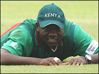 Tikolo finished the tournament with consecutive half-centuries