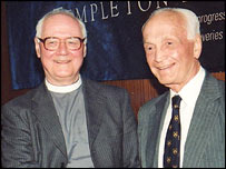 John Polkinghorne and Sir John Templeton