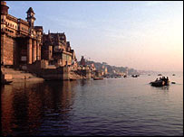 Ganges, BBC