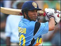 Tendulkar has amassed a record 669 runs in this tournament