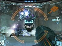 Metroid Prime screenshot, Nintendo