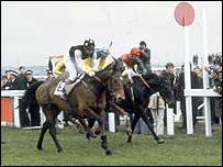 Lucius wins the 1978 Grand National