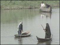 Marsh Arabs, Iraq