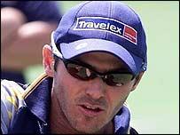 Australian batsman Damien Martyn