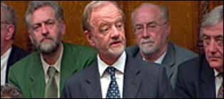 Robin Cook MP, former foreign secretary