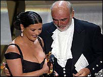 Catherine Zeta Jones and Sir Sean Connery