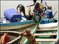 Fleeing villagers arrive Ogbe Ijoh