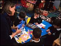 A nursery class