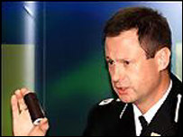 Deputy Chief Constable Bill Brereton