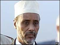 President Abdulkassim Salat Hassan