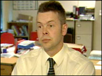 Dave Holland of Cardiff council