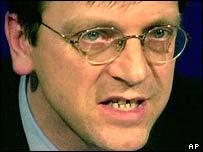 Belgian prime minister Guy Verhofstadt