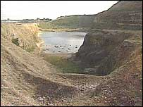 Quarry at Great Blakenham