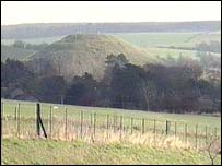 Silbury Hill, Wiltshire