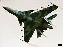 Sukhoi-35, one of the most popular export models