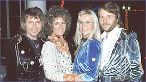 Abba were lucky to have avoided Liechtenstein's entry in the Eurovision Song Contest