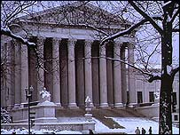 Supreme Court of the United States (Courtesy US Information Agency)