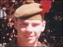 Lance Corporal Barry Stephen