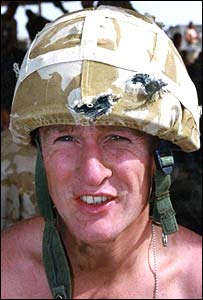 Royal Marine Eric Walderman